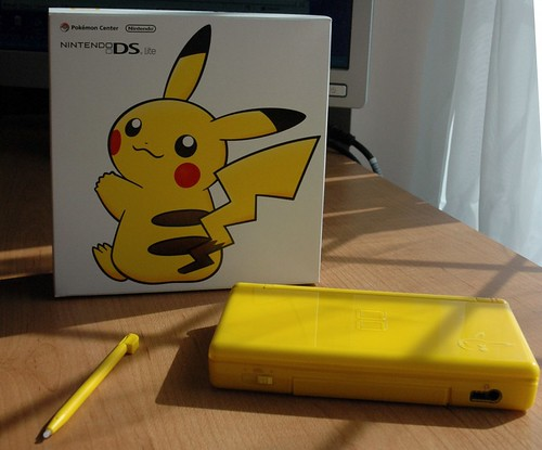 Pikachu DS - Yellow - 017 | by WooDrew