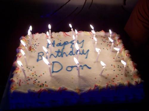 Beats Birthday Cake