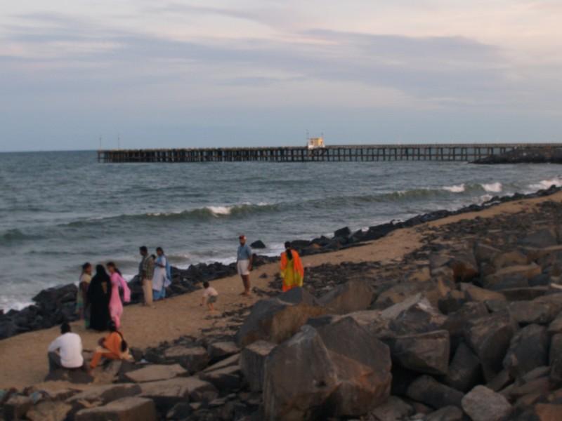 Asia India Pondicherry Vagamundos