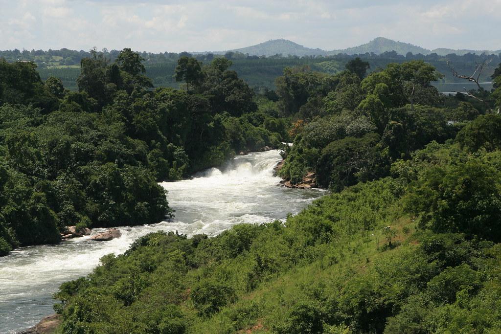 Nile--Bujugali Falls, Uganda