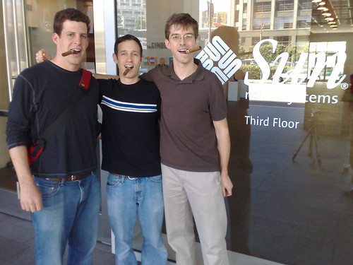 The three inventors of DTrace at Sun Microsystems | by Robert Scoble