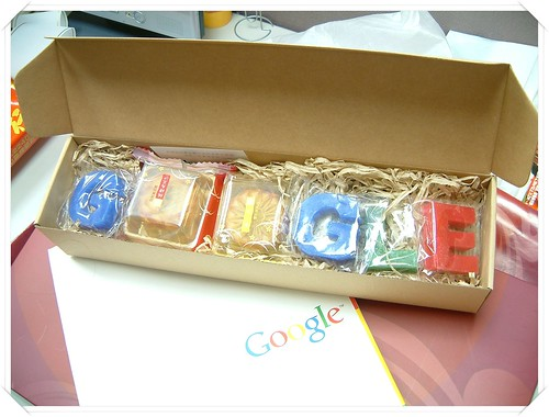 Google Cake | by 3cfancier