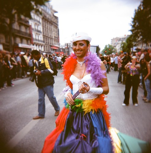Gay and lesbian dating in France