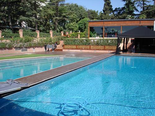 Passarela piscina jordi sanchez teruel flickr for Piscina teruel