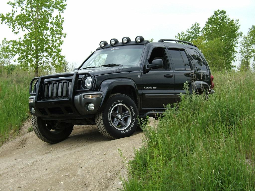 Jeep Liberty Kj Pt Lewis Flickr