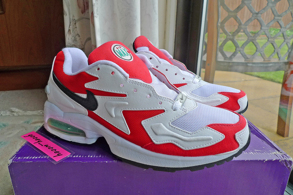 super popular 51b9f 5cee0 ... lightest air max running model in the entire nike running line. affec  a3e7e  buy by nike air max 2 light atom red 95. by 7365a 35a41