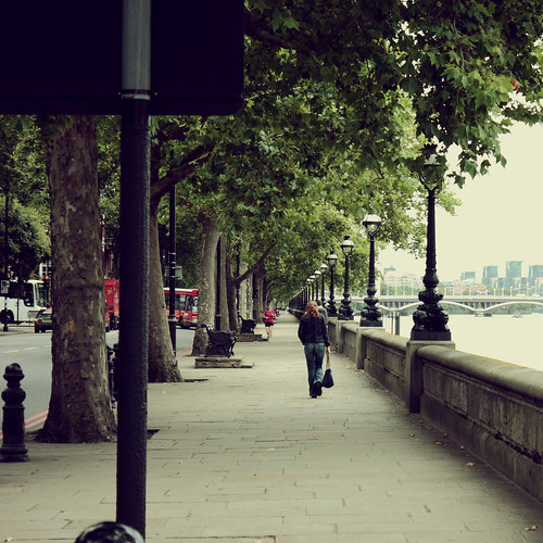 Along the Thames | by brunotto [Still very busy...]