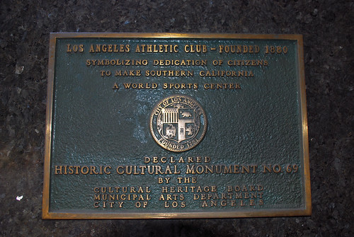 Los Angeles Athletic Club | by Floyd B. Bariscale