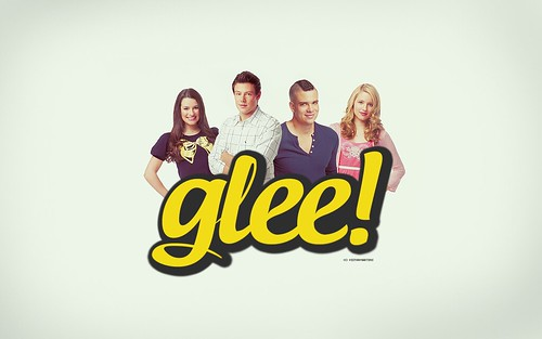 Wallpaper - Glee | by vitor.martins
