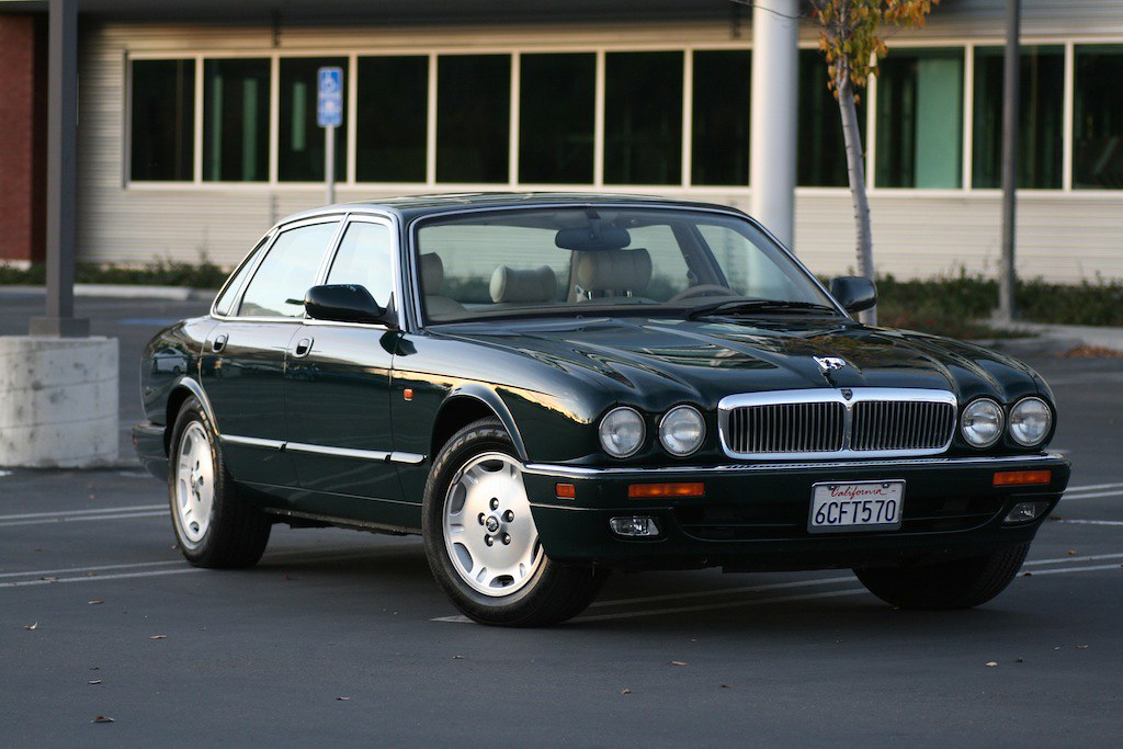 1996 jaguar xj6 | flickr