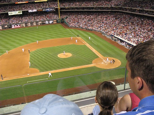 Phillies host the Braves at Citizens Bank Park | by rotorglow