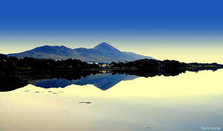 ``CROAGH PATRICK REFLECTING INTO CLEW BAY,CO.MAYO IRELAND | by Stevey Zoom
