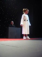 Costume Pageant Little Leia | by The Official Star Wars