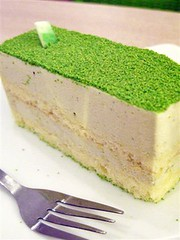 green tea tiramisu | by southeast star