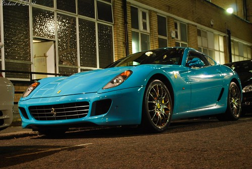 Turquoise 599. | by Richard T Smith