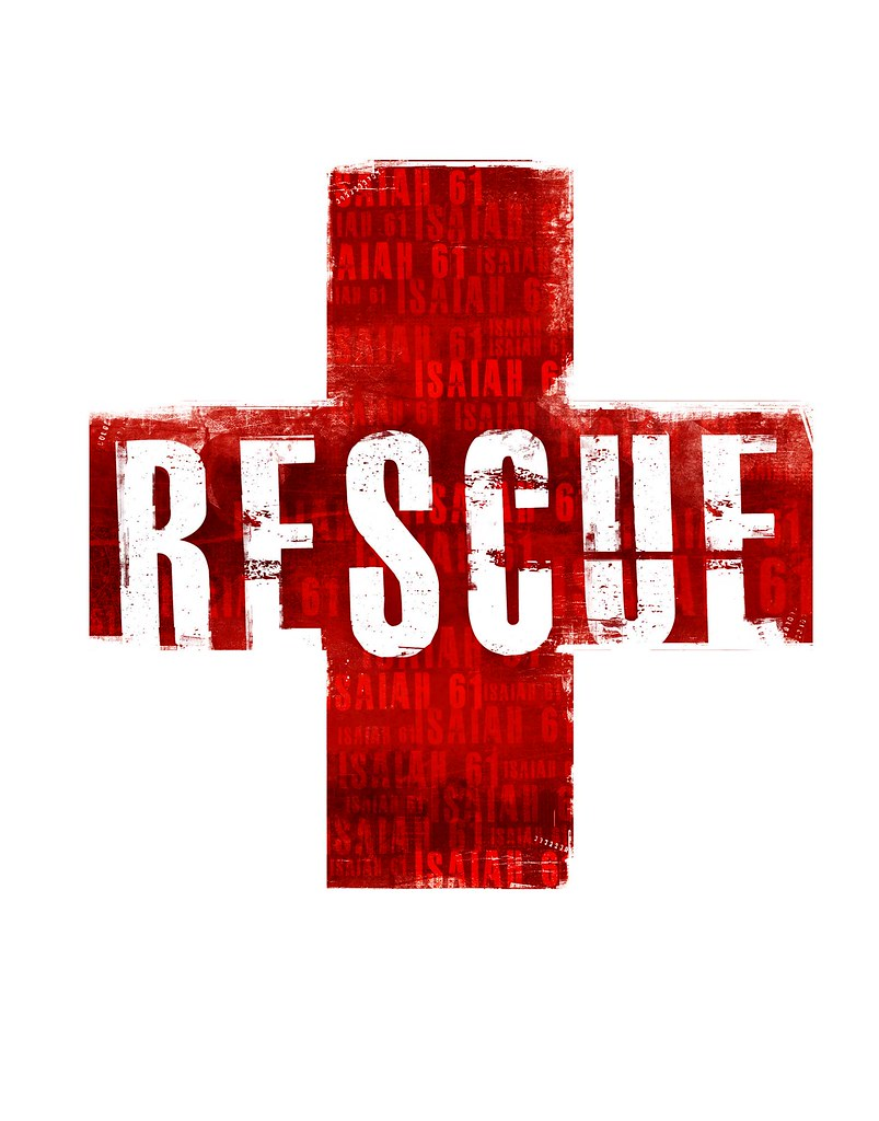 final rescue logo this is the final logo for our upcoming flickr