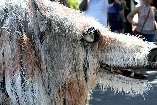 Wolf @ Minneapolis Art Car Parade | Intermedia Arts ...
