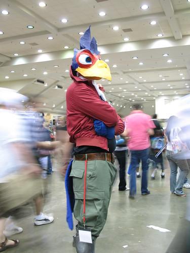 falco lombardi cosplay