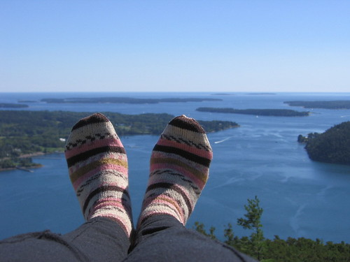 Acadia07_AcadiaMtnSocks_resize | by Ina in NJ