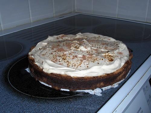 Kahlua Chocolate Cake Pudding Sour Cream