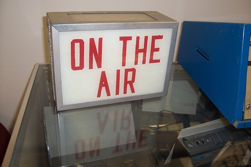 ON THE AIR | by Rochelle, just rochelle