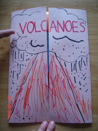 Volcano Lapbook   Flickr