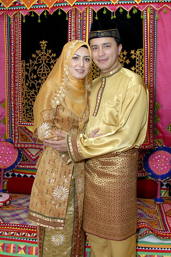 WEDDING PHOTOSHOOT   Malaysian Actor   Eizlan & Vieshanty