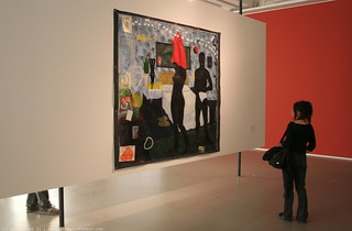 documenta 12 | Kerry James Marshall / Could This Be Love | 1992 | Fridericianum ground floor | by A-C-K