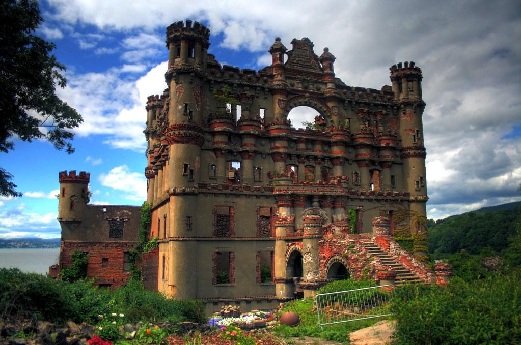 HDR: Bannerman Castle