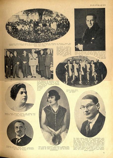 Ilustração, No. 109, July 1 1930 - 14