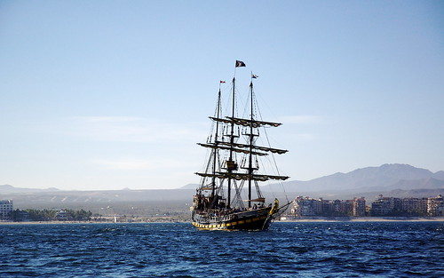 Pirate Ship | by riccorman