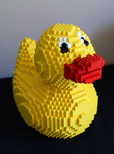 Little Lego baby duck | by Lego Art by Bartosz Kurek