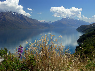 Lake Wakatipu View from Road to Glenorchy - New Zealand | by Jack Pal