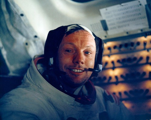 Neil Armstrong After Apollo 11 EVA | by BooWow