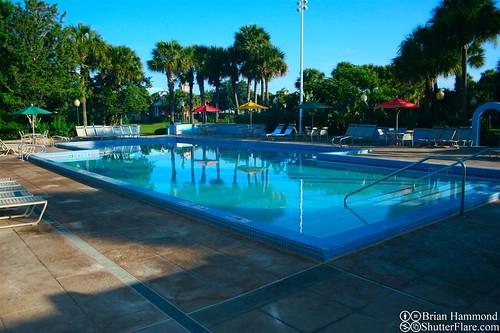Disney Caribbean Beach Resort Hotel Distance From British Pub