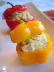 stuffed mini-peppers | by tofu666