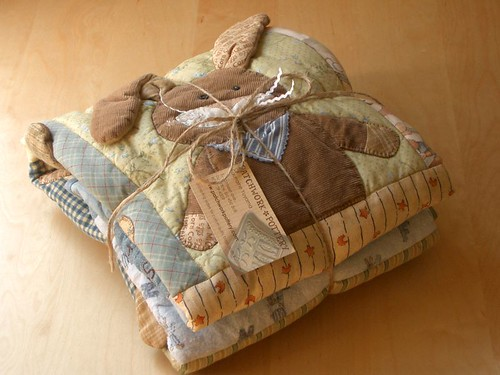 Bundled Mister Peanut Quilt | by PatchworkPottery