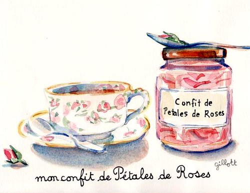 Mon confit de Pétales de roses 6.26.08 | by Paris Breakfast