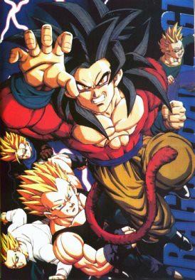 Goku Ssj4 Vegeta Ssj2 Trunks Ssj Goten Ssj2 E Gohan Ssj Flickr