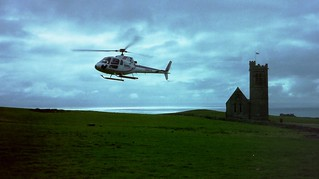 helicopter ride off Lundy | by :: Wendy ::