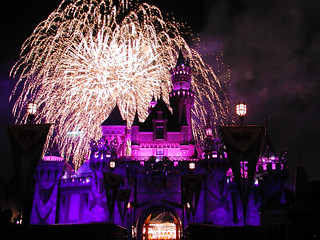 Remember Dreams Come True Fireworks, Disneyland in California | by Mastery of Maps