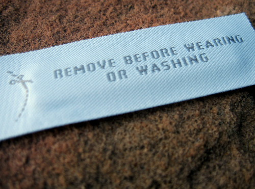 how to get security tag off clothes
