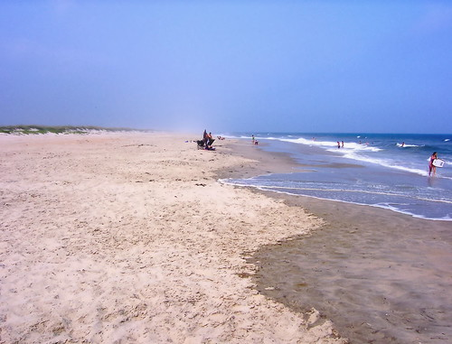 Ocracoke Island Beach From Sevierville Tennessee Directions