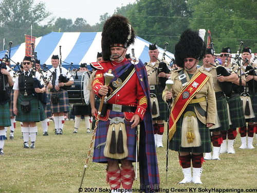 Welcome to the Glasgow Highland Games