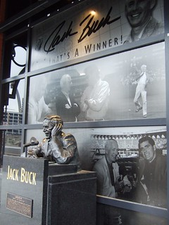 Jack Buck statue new location-right | by jj_mac