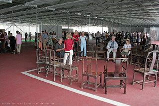 documenta 12 | Ai Weiwei | 1001 chairs | Fairytale | Aue-Pavillon | by A-C-K