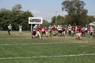 Commit lincoln midget football are