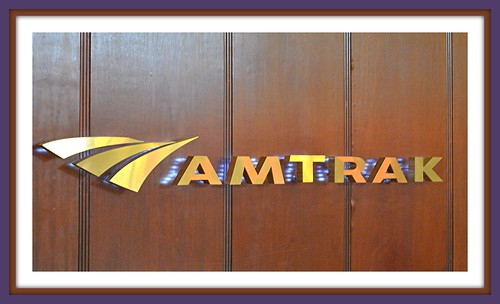 Amtrak Portland union Station Sign | by Loco Steve