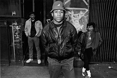 LL Cool J Old School Photo | by The Smoking Section