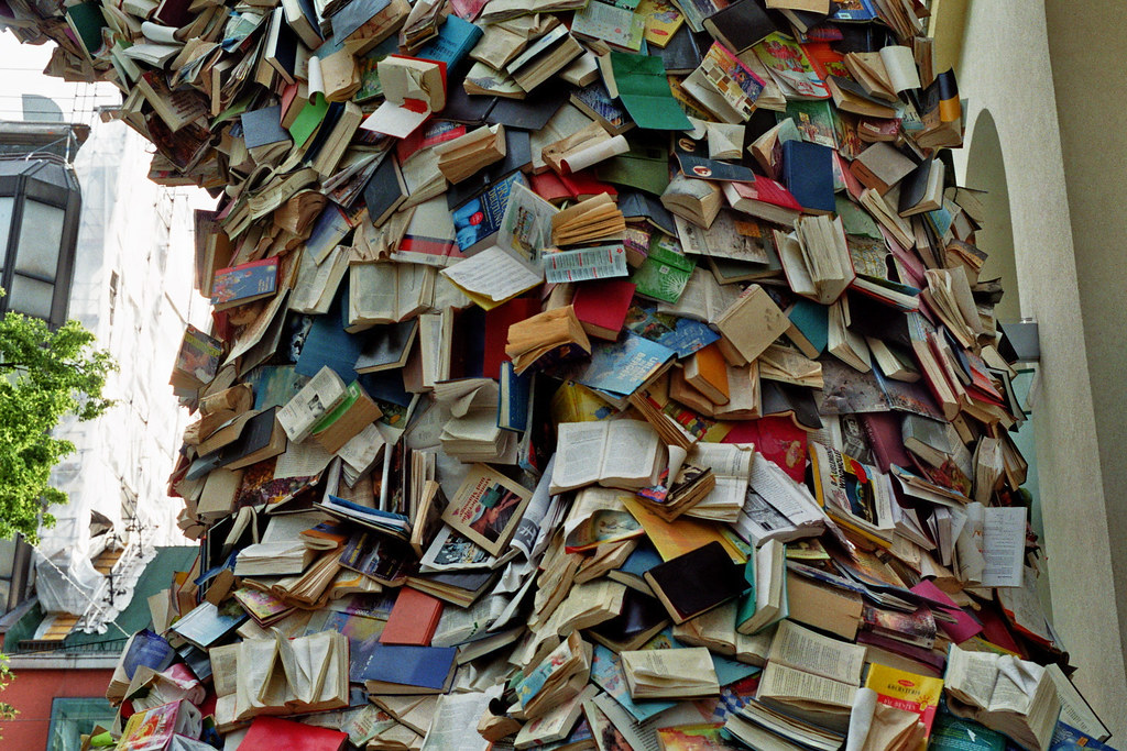 Image result for mountains of books